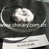 Strontium Chloride Hexahydrate